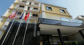 hotel centrum Tirana