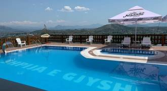 zwembad Shkodër
